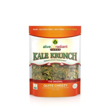 Kale Krunch, Quite Cheezy, 2.2 Ounce